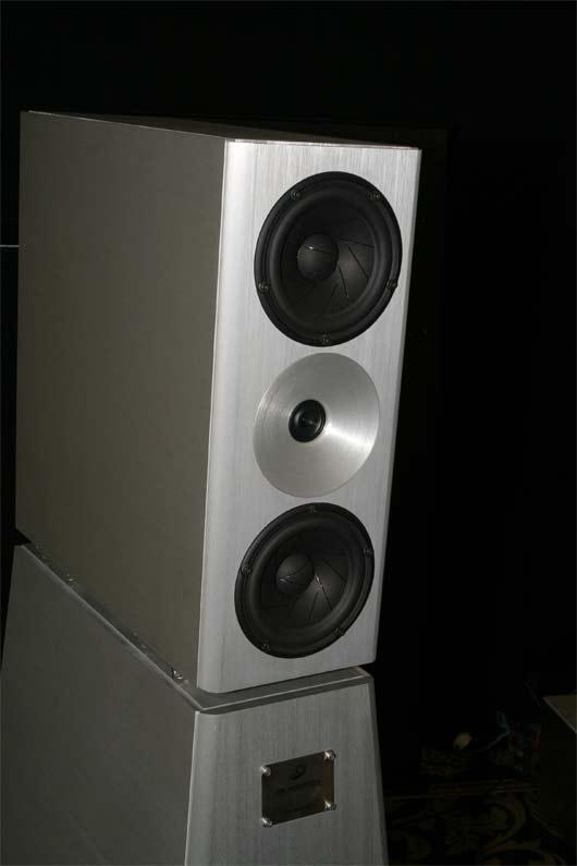 YG Acoustics loudspeaker