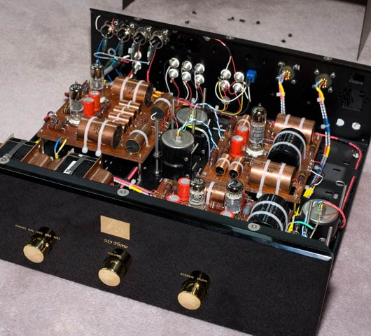 Audio Note M9 Phono Preamplifier Photos Audio Federation