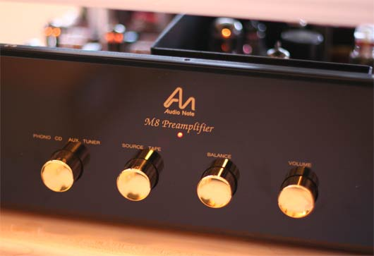 Retubing The Audio Note M8 Phono Preamplifier Audio