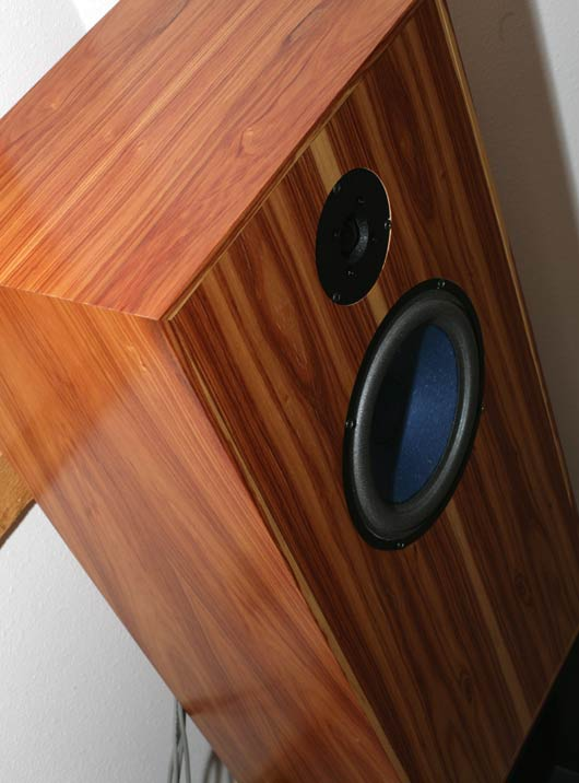 Audio Note An E Spx Se Signature Edition Speakers In