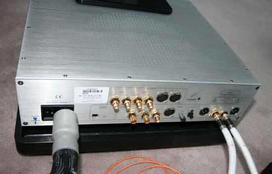 THE NEW AUDIO AERO PRESTIGE SACD/CD PLAYER - Audio Federation