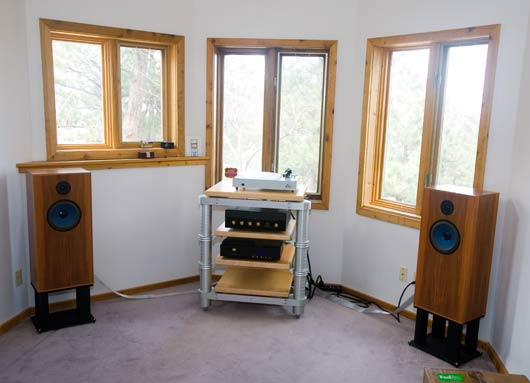 Small Room Speaker Placement