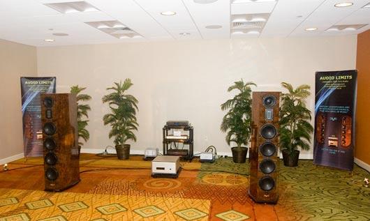Venture speakers