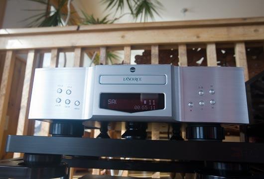 Audio Aero LaSource CD/SACD player: part 2 - Audio Federation