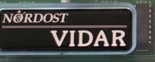 The Nordost VIDAR