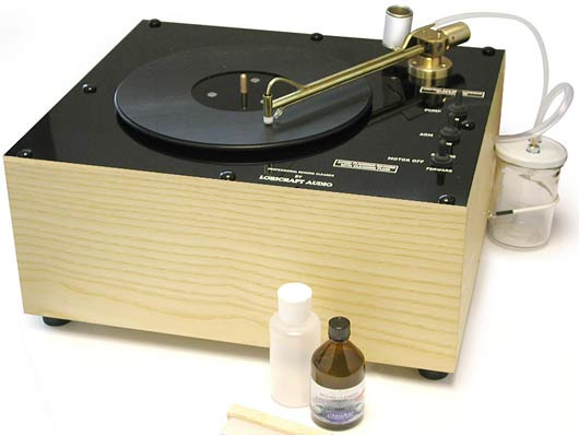 Loricraft record cleaner